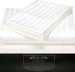 CE CASA ESENCIA Luxury 100% Egyptian Cotton Sheets 1000 Thre