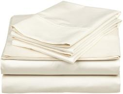 Adjustable King Luxury Sheets Trusted by The Biggest Hotels