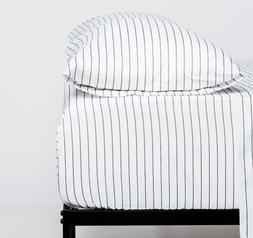 Cosy House Collection - Luxury Pinstripe Pattern Hotel Quali