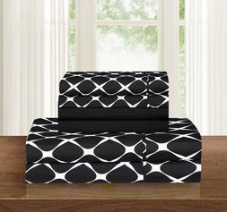 Luxury Softest 6-Piece Sheet, Wrinkle Resistant Milano Trell