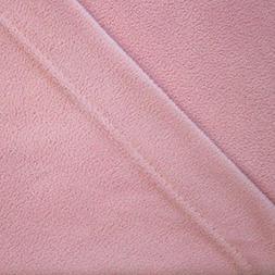 Cozy Fleece Microfleece Sheet Set, King, Rose
