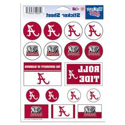 ncaa university alabama vinyl sticker