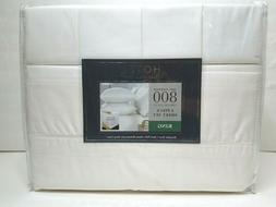 New Hotel Signature Sateen 100% Cotton 800 Thread Count Shee
