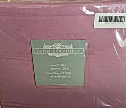 NEW in BAG Northshore Living 1000 THREAD COUNT 6 PIECE KING