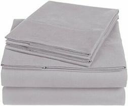 Pinzon 300 Thread Count Organic Cotton Sheet Set - Queen, Do
