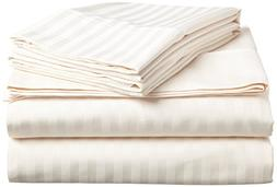 "The Green Farmer Organic Cotton Sheet Set Bedding, ""SENSAT"