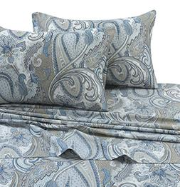 TRIBECA LIVING PAPARK4PSSKI Paisley Park 300 TC Cotton Deep