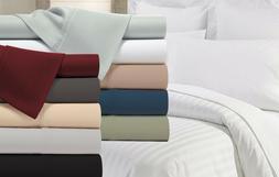 Park Avenue 300 Thread Count 100% Cotton Percale Sheets Set
