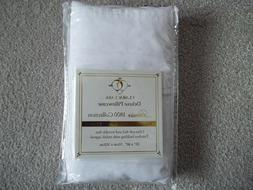 Pillow cases Clara Clark King Size 1800 Thread Count White S