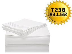 Celine Linen 2-Piece Pillowcases 1800 Series Egyptian Qualit