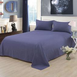 Plain Deep Bed <font><b>Fitted</b></font> <font><b>Sheet</b>