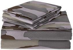 Clara Clark Premier 1800 Collection Camouflage Printed Desig