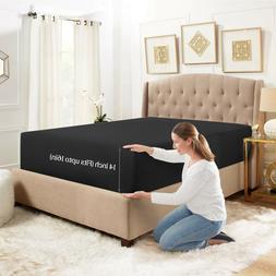 premium bottom fitted sheet ultra soft microfiber