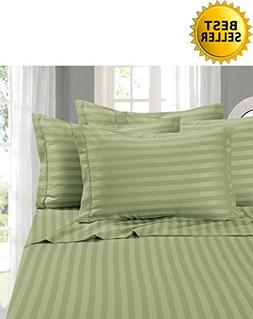 Elegant Comfort #1 RATED Bed Sheet Set on Amazon - Silky Sof