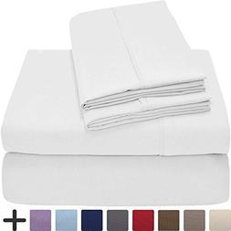 Rinku Linen Real 1500 Thread Count Hotel Collection 4-Piece