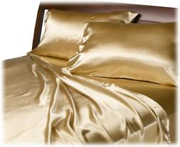 Royal Opulence Satin Sheet Set