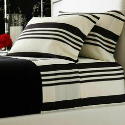 Ralph Lauren Seville Bold Stripe 100% Cotton CALIFORNIA KING