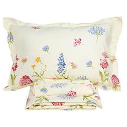 shabby floral bedding girls bed