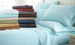 SHEET SET 1000 THREAD COUNT EGYPTIAN COTTON SELECT COLOR SIZ