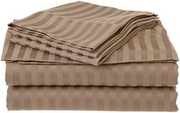 Rajlinen #1 Bed Sheet Set 100% Egyptian Cotton 400 Thread-Co