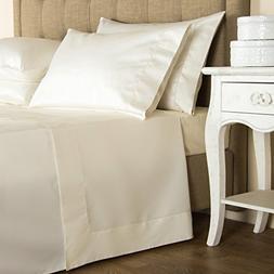 Mayfair Linen Sheet Sets Hotel Collection 100% Egyptian Cott