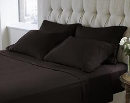 Snuggle Sheet Sets  Ultra Soft Double Brushed Microfiber Bed
