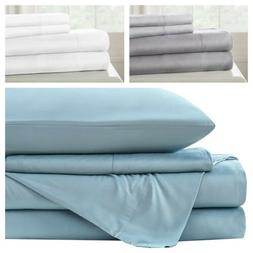 Sterling Creek Silky Soft 100% Bamboo Viscose Bed Sheet Set