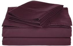 Blue Nile Mills Soft Sheet Set, 800-thread-Count, Cotton Ric