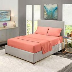 Nestl Bedding Soft Sheets Set – 4 Piece Bed