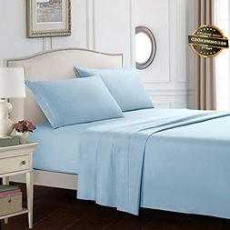 Gatton Premium New Soft Twin Full Queen King Size Bed Sheets