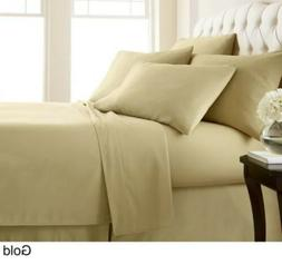 Southshore Fine Linens - 4 Piece - Extra Deep Pocket Pleated