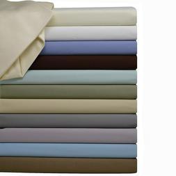 Split King Size Bed Sheet Set 600 Thread Count 100% Cotton S