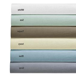 Split King Heavy Soft 100% Cotton Flannel Sheets 5-pc Bed Sh