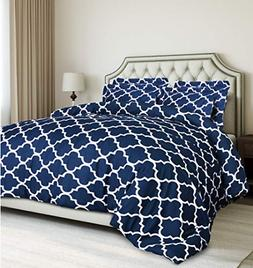 Top Quality Bedding Sheets Set Duvet Cover & 2 Pillowcases,