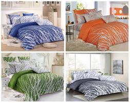 tree branch bedding set: duvet cover set/sheet set/accessori