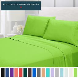 American Home Collection 1800 Series Ultra Soft Deluxe 4 Pie