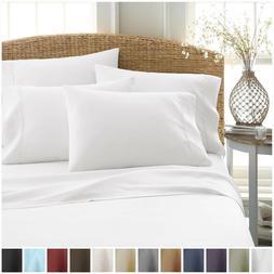 ultra soft 6 piece bed sheet set
