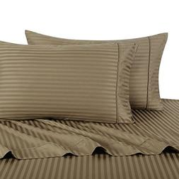 Striped Deluxe and Super Soft 300 Thread Count, 100 Cotton A