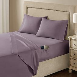 Comfort Spaces Ultra Soft and Smooth Hypoallergenic Microfib