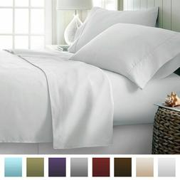 US Bedding Items ,1000 Thread Count 100% Egyptian Cotton Whi