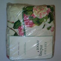 Vintage Waverly Garden Room KING Sheet Set>2 Pillowcase 1 Fl