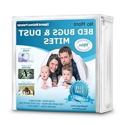 Bedbug mattress protector - Queen, King, Twin, Full, Cal, Pi